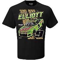 Checkered Flag Chase Elliott 2019 MTN Dew NASCAR T-Shirt Black
