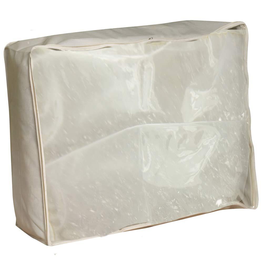 K&A Company Canvas Blanket Bag, 10'' x 21'' x 2.5 lbs