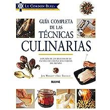 Guía completa de las técnicas culinarias