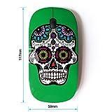 Graphic4You Mexican Sugar Skull Death
