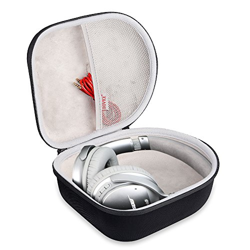 BOVKE Headphone Case Protective Carrying Travel Bag for Sony