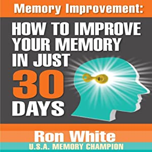 Memory Improvement Hörbuch