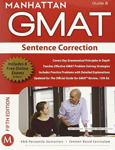 Manhattan GMAT Verbal Essentials, 5th Edition (Instructional Guide)
