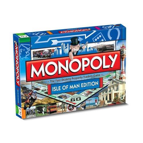 Isle of Man Monopoly B005PWN8MK Brettspiele Ausgewählte Materialien   Erste in seiner Klasse