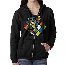 Rubiks Cube Woman Best Sweatershirt