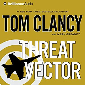 Threat Vector Hörbuch