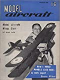 img - for Model Aircraft, vol. 19, no. 225 (March 1960) book / textbook / text book