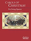 img - for Carols of Christmas for String Quartet book / textbook / text book