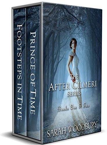 Footsteps in Time & Prince of Time (The After Cilmeri Series Books 1 & 2) cover