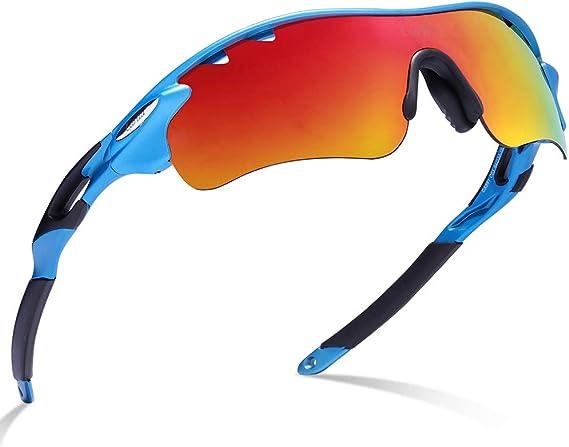 Carfia Premium Womens Sunglasses UV400 Polarized Mirror Sunglasses for Drivin...