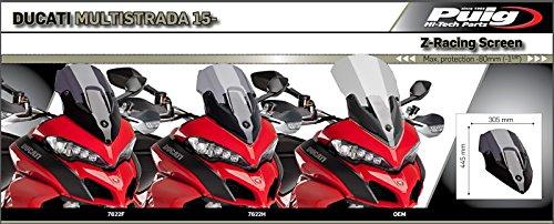 Racingscheibe Puig Ducati Multistrada 1200 Enduro 16-18 klar