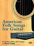 American Folk Songs for Guitar, , 048641700X