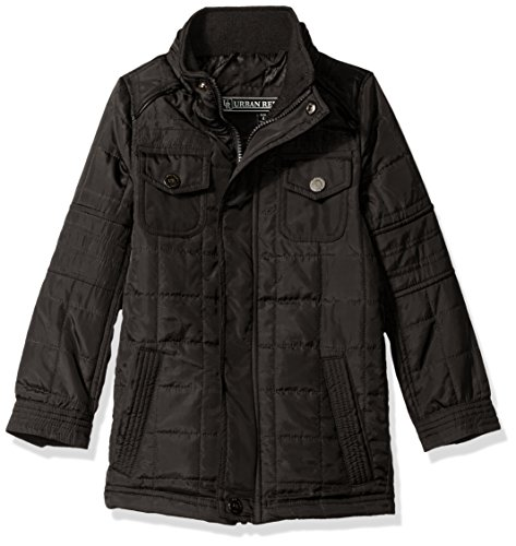 Urban Quilted Jacket - 8
