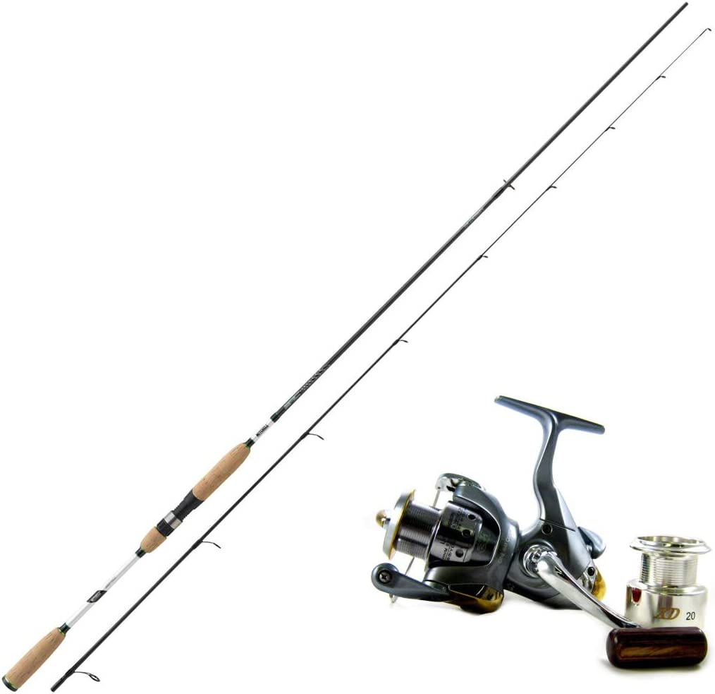 Mitchell Epic 1,50 m 1 – 8 gr Pesca Spinning + Carrete XD 20 ...