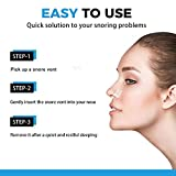 Anti Snoring Devices Nose Vents for Stop Snoring