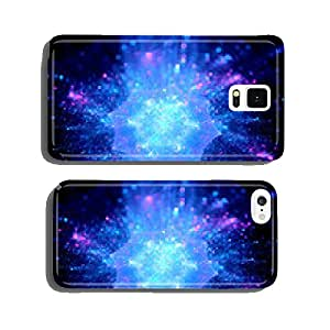Colorful explosion in space cell phone cover case iPhone5