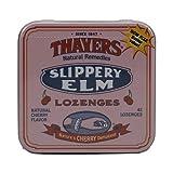 Slippery Elm Loz, Cherry, 42 ct ( Value Bulk Multi-pack)