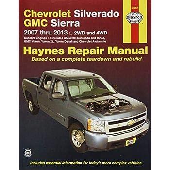 2007 chevy impala repair manual pdf
