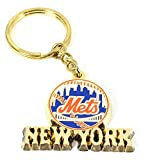 aminco New York Mets Brass Key Chain