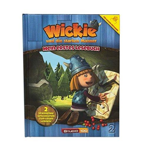 Wickie und die starken Männer Lesebuch: Mein erstes Lesebuch Bd. 2