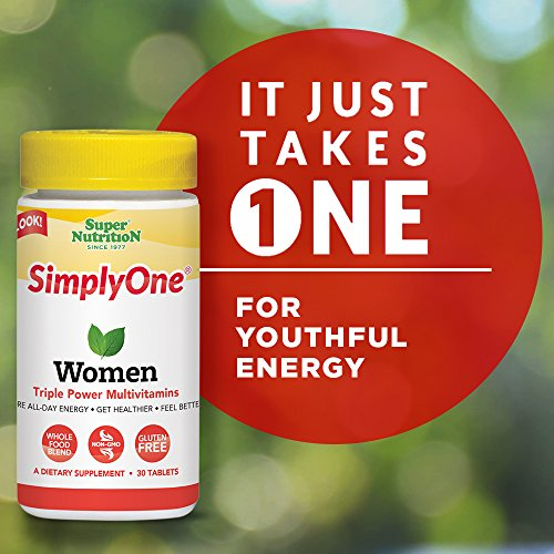 SuperNutirtion-SimplyOne-Womens-Multivitamin