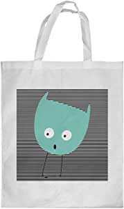 Printed Shopping bag, Small Size, Cartoons - space object