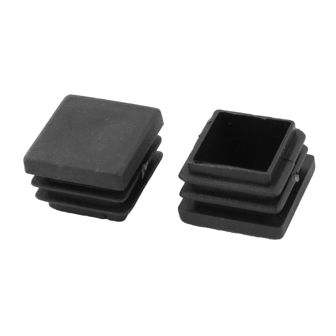 Amazon.com: eDealMax cuadrados plásticos Para sillas de muebles ...