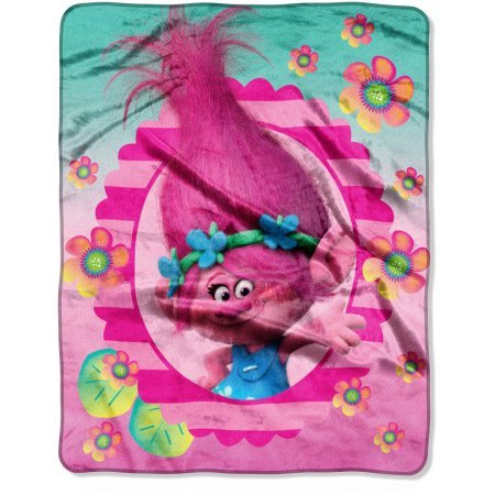 dreamworks-trolls-flower-power-40-x-50-silk-touch-throw