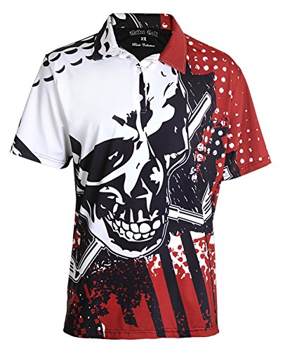 TattooGolf Blade Polo Shirt