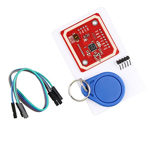 PN532 NFC Near Field Communication RFID V3 Reader/Writer Module Support Communication with Android Mobile for Arduino Raspberry Pi DIY etc.