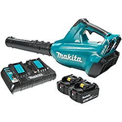 Makita XBU02PT 18V X2 (36V) LXT Lithium-Ion Cordless Blower Kit (5.0Ah)