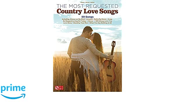 SARAH: Good country love songs for her