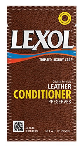 Lexol 1016 Leather Conditioner Quick Wipe Towelette, 100-Count by Lexol