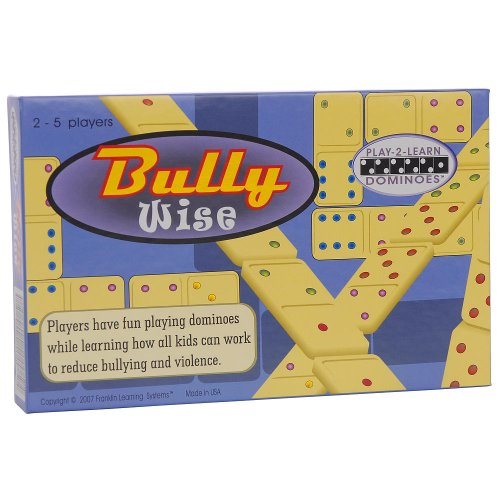 Bully Wise Play-2-Learn Educational Dominoes Game