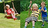Fun Tree Swing - Delightful Classic Wooden Swing for Adults and Kids | 17