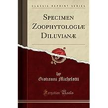 Specimen Zoophytologiae Diluvianae (Classic Reprint)