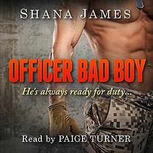 Officer Bad Boy Audiobook