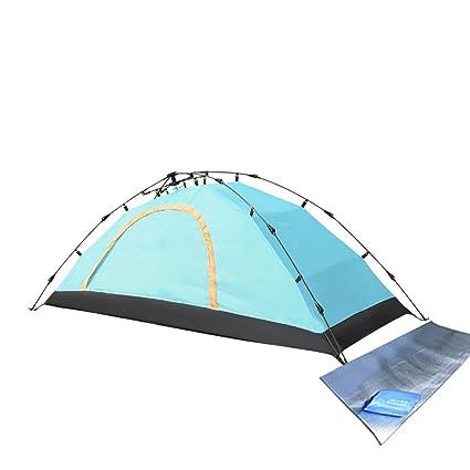 single camping