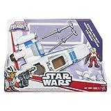 Playskool Heroes Galactic Heroes Star Wars Resistance X-Wing Fighter