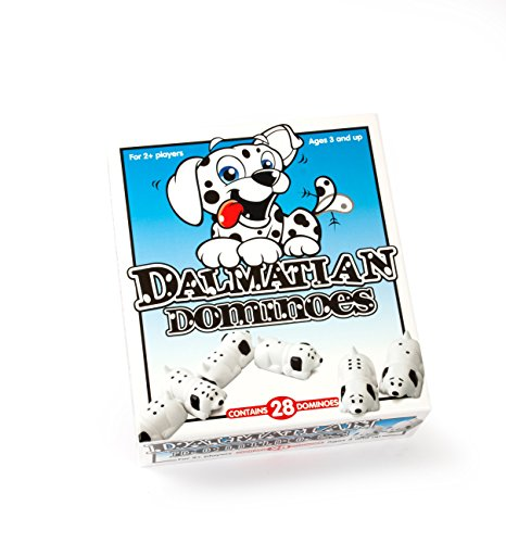 Paul Lamond 5525 Dalmatian Dominoes