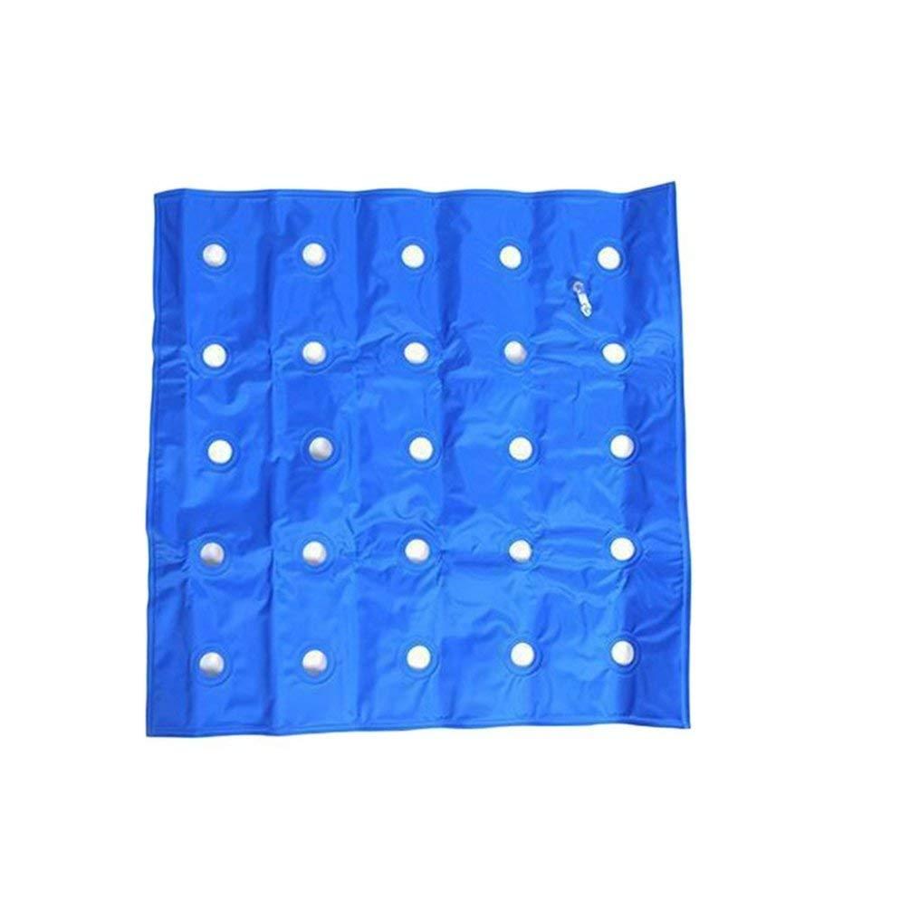 CHOULI Blu Medico Gonfiabile antidecubito della stuoia del Cuscino dAria Domestico antidecubito Quadrato del PVC