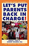 img - for Let's Put Parents Back in Charge! (English and Spanish Edition) book / textbook / text book