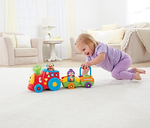 Fisher-Price Laugh & Learn Smart Stages Puppy's Smart Train by Fisher-Price (Image #5)