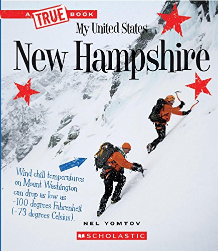 New Hampshire (True Book My United States)