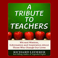 A Tribute to Teachers