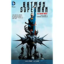 Batman/Superman Vol. 1: Cross World (The New 52) (Batman/Superman: The New 52)
