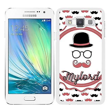Carcasa Samsung Galaxy A5 para mi Señor Bigote Diseño lado ...