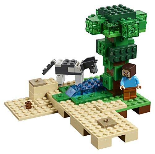 51lC2ajTqaL - LEGO Minecraft the Crafting Box 2.0 21135 Building Kit (717 Piece)