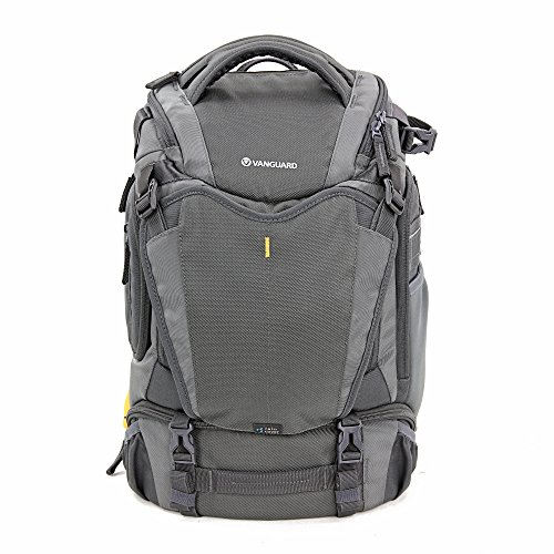 (Vanguard Alta Sky 45D Camera Backpack for Sony, Nikon, Canon, DSLR, Drones, Grey)