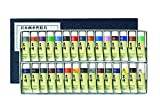 Nihonga Sumi-e Tube Watercolor Paints -30 colors -color Number 31-60 by Lucky omen